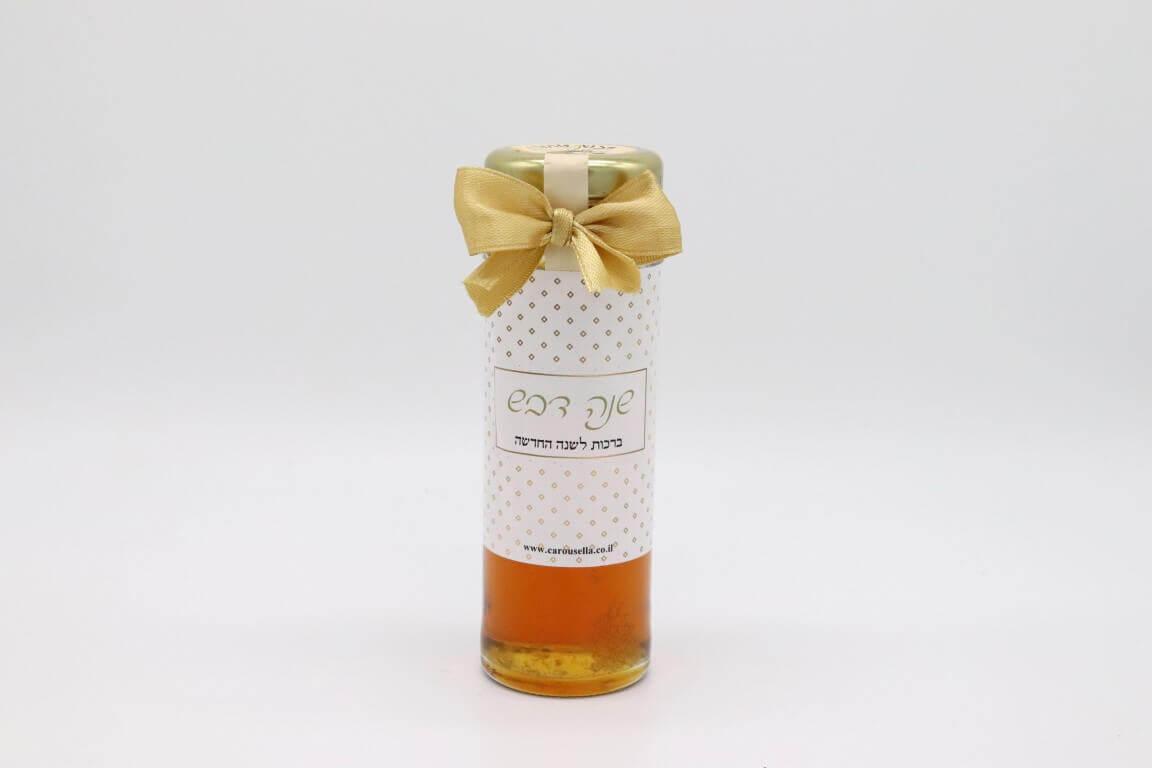 מתנות לחגים - דבש גדול ממותג